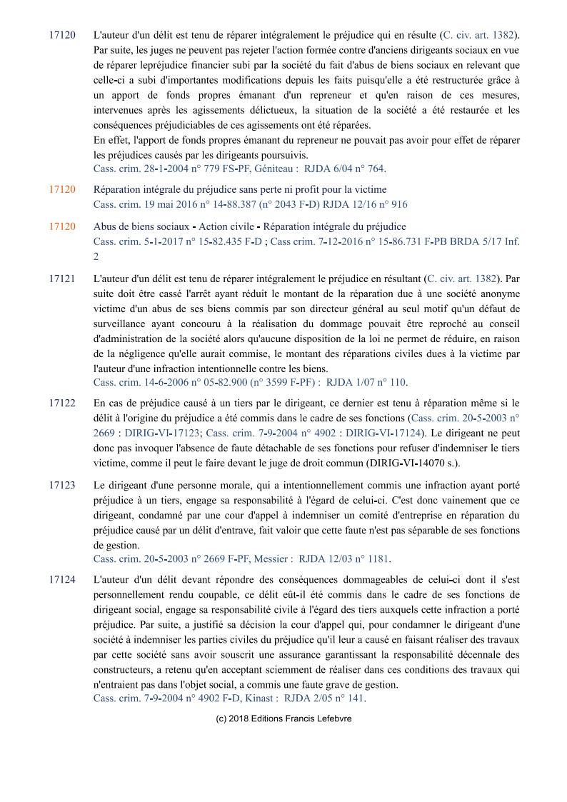 Definition De L Action Civile Qui A Permis A Ranarison Tsilavo De Se